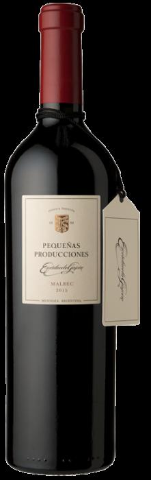 ESCORIHUELA PEQUEÑAS PRODUCCIONES MALBEC 750 CC