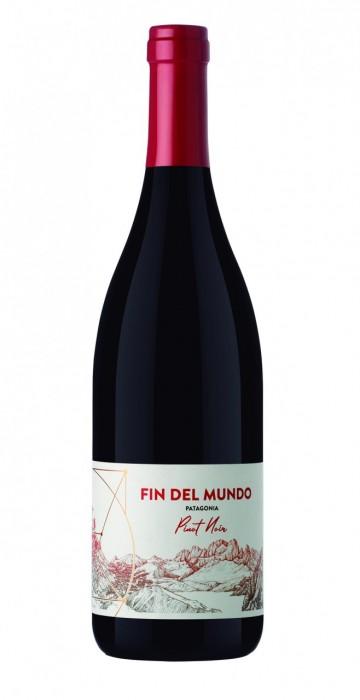 FIN DEL MUNDO PATAGONIA PINOT NOIR 750 CC