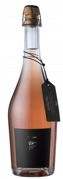 ALMANEGRA ESPUMANTE ROSE BRUT NATURE 750 CC