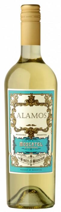 ALAMOS MOSCATEL DE ALEJANDRIA 750 CC