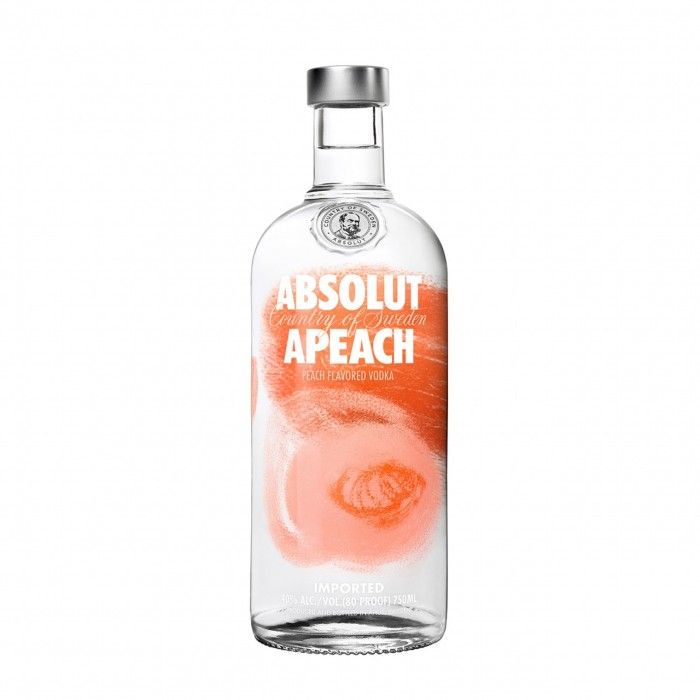 ABSOLUT A PEACH 700 CC