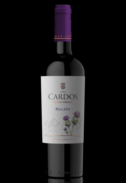LOS CARDOS MALBEC 750 CC