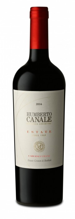 HUMBERTO CANALE CABERNET FRANC 750 CC