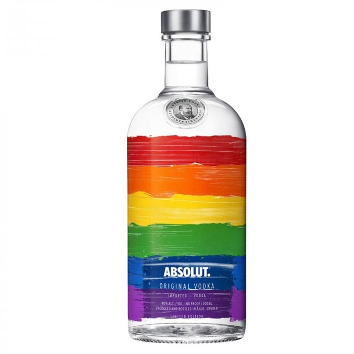 ABSOLUT LIMIT EDITION PRIDE