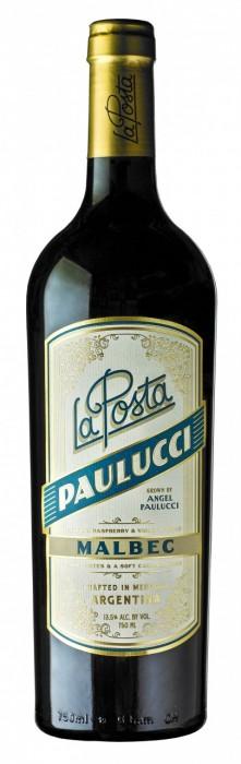 LA POSTA PAULUCCI  MALBEC 750 CC
