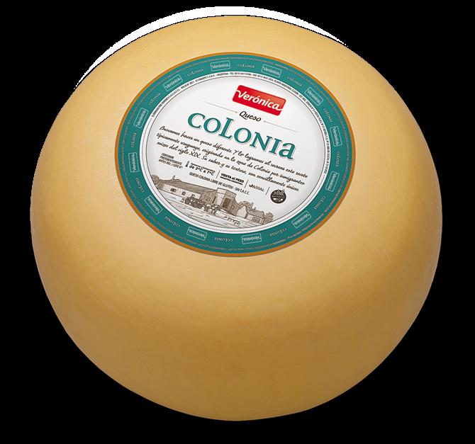 VERONICA QUESO COLONIA x 500 GR