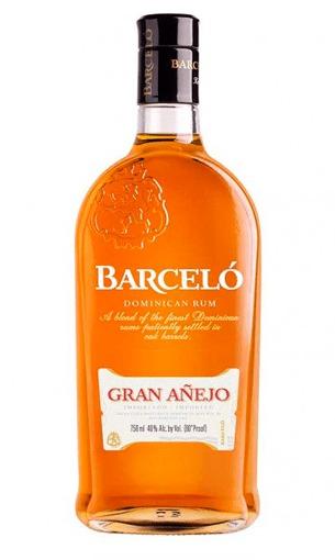 RON BARCELO GRAN AÑEJO 750 CC