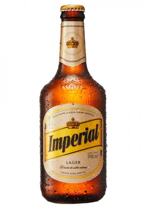 IMPERIAL LAGER 500 CC