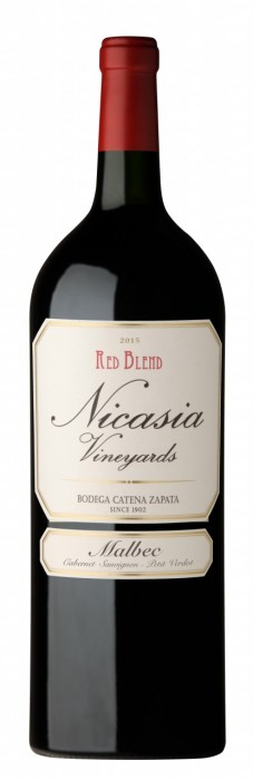 NICASIA VINEYARD RED BLEND 750 CC