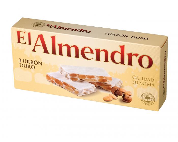EL ALMENDRO TURRON DURO 75 GR