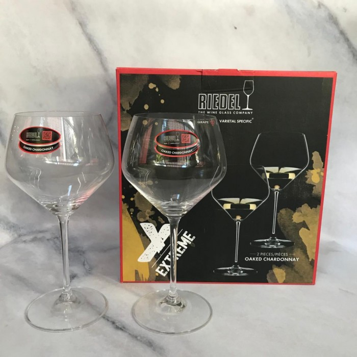 RIEDEL EXTREME OAKED CHARDONNAY
