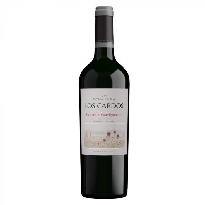 LOS CARDOS CABERNET SAUVIGNON 750 CC