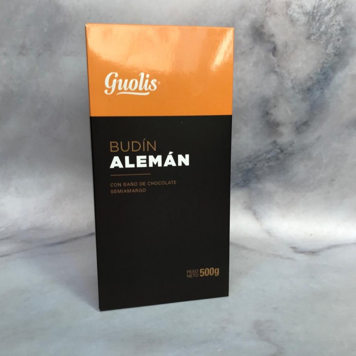GUOLIS BUDIN ALEMAN