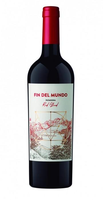 FIN DEL MUNDO PATAGONIA RED BLEND 750 CC