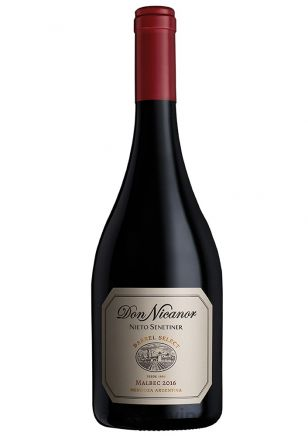 DON NICANOR BARREL SELECT MALBEC 750 CC
