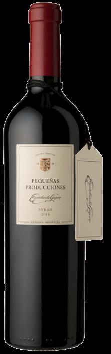 ESCORIHUELA PEQUEÑAS PRODUCCIONES SYRAH 750 CC