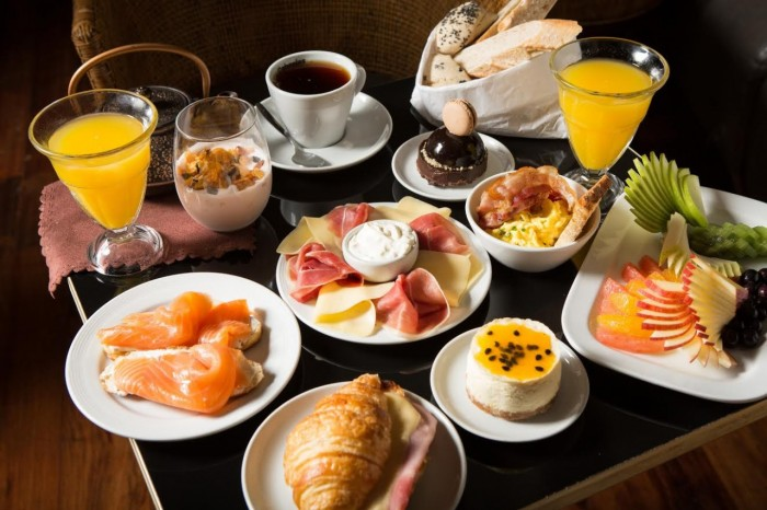 BRUNCH GOURMAND PARA COMPARTIR
