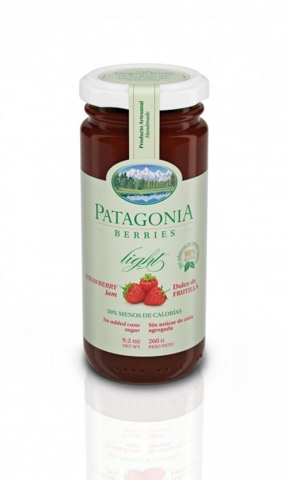 PATAGONIA BERRIES FRUTILLA LIGHT 260 GR