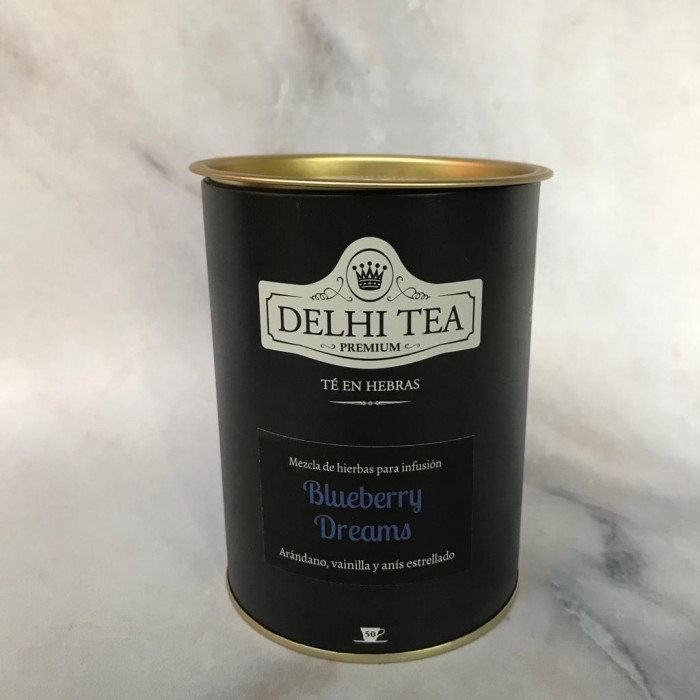 DELHI TEA BLUEBERRY DREAMS 100 GR