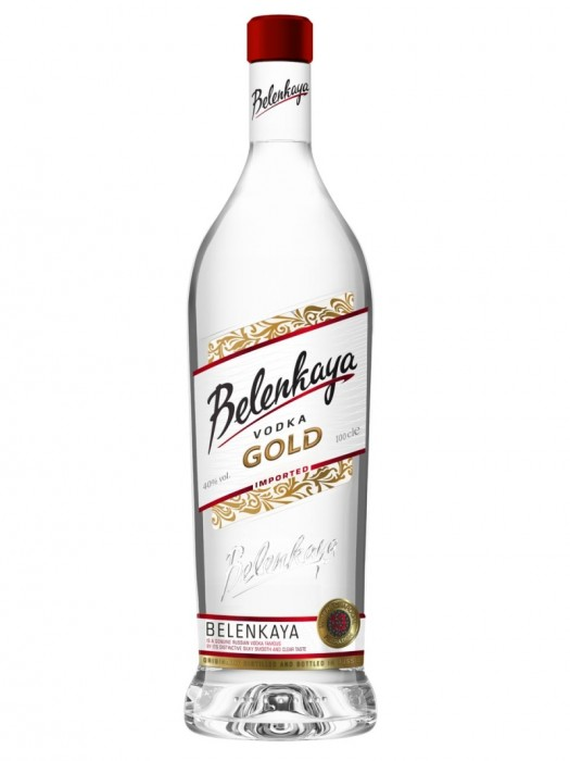 BELENKAYA VODKA 700 CC