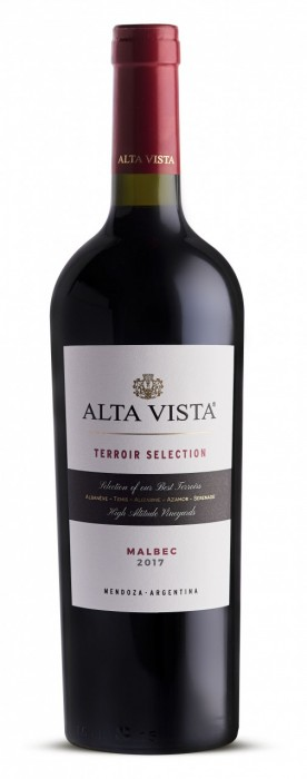 ALTA VISTA TERROIR SELECTION MALBEC 750 CC
