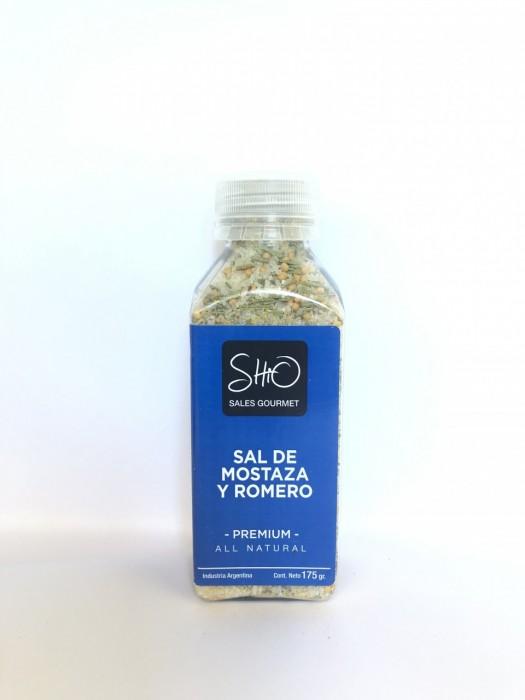 SHIO SAL ROMERO Y MOSTAZA 200 GR