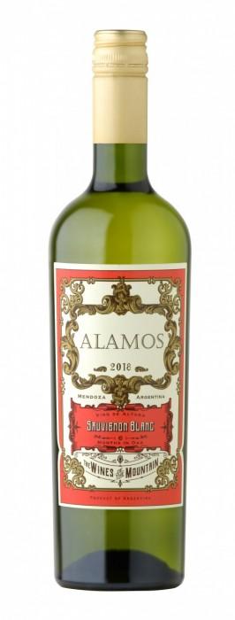 ALAMOS SAUVIGNON BLANC 750 CC