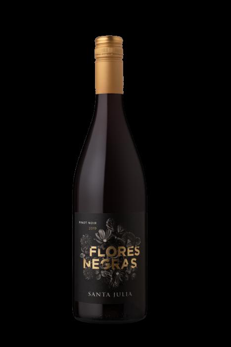 FLORES NEGRAS PINOT NOIR 750 CC