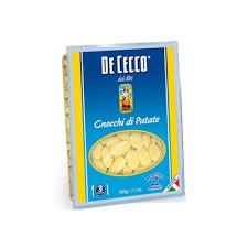 DE CECCO ÑOQUIS DE PAPA 500 G