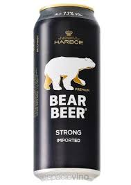 BEAR BEER STRONG LATA 500 ML