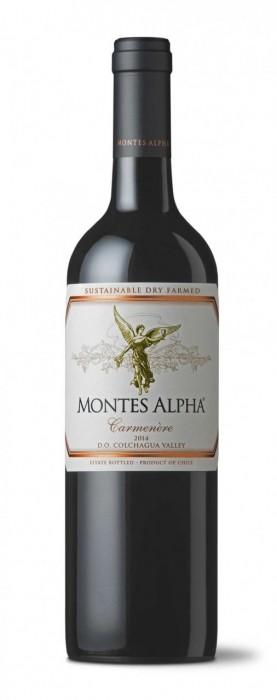 MONTES ALPHA CARMENERE 750 CC
