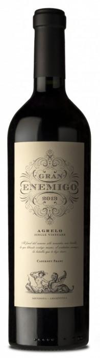 GRAN ENEMIGO AGRELO CABERNET FRANC 750 CC