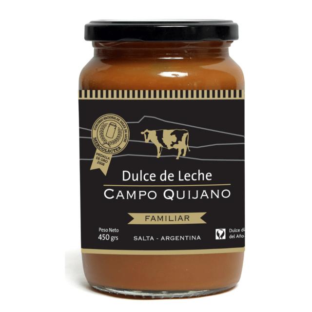 CAMPO QUIJANO DULCE DE LECHE 450 GR
