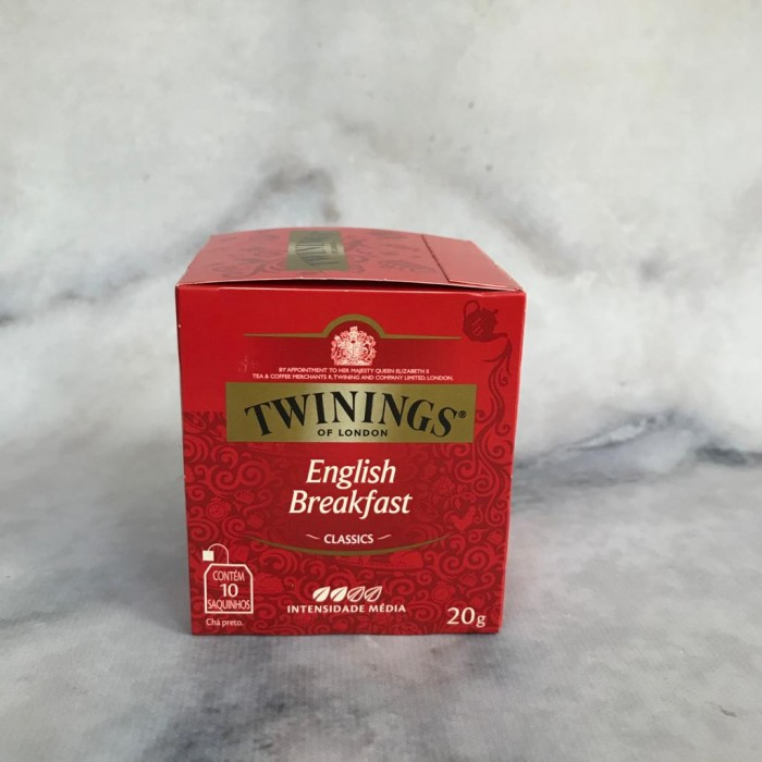 TE TWINING ENGLISH BREAKFAST