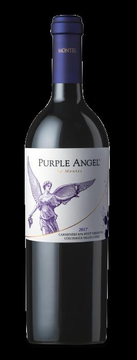 MONTES PURPLE ANGEL CARMENERE -PETIT VERDOT 750 CC