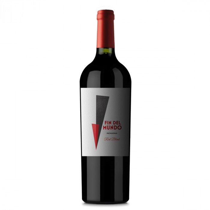 PATAGONIA ROBLE RED BLEND 750CC