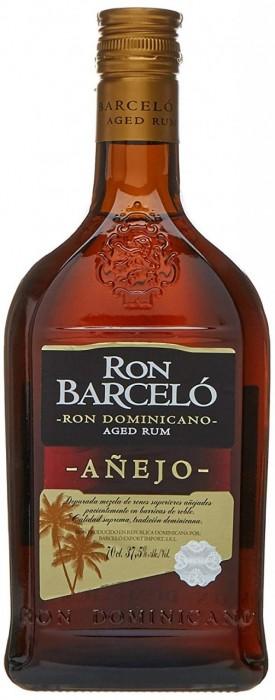 RON BARCELO AÑEJO 750 CC