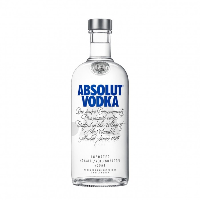 ABSOLUT BLUE 700 CC