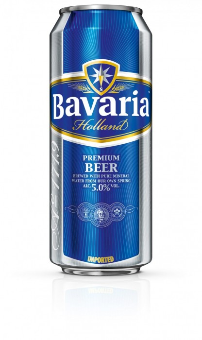 BAVARIA PREMIUM LATA 500 ML