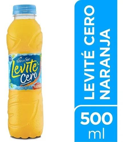 LEVITE CERO NARANJA 500 CC
