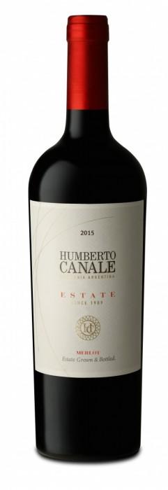 HUMBERTO CANALE MERLOT 750 CC