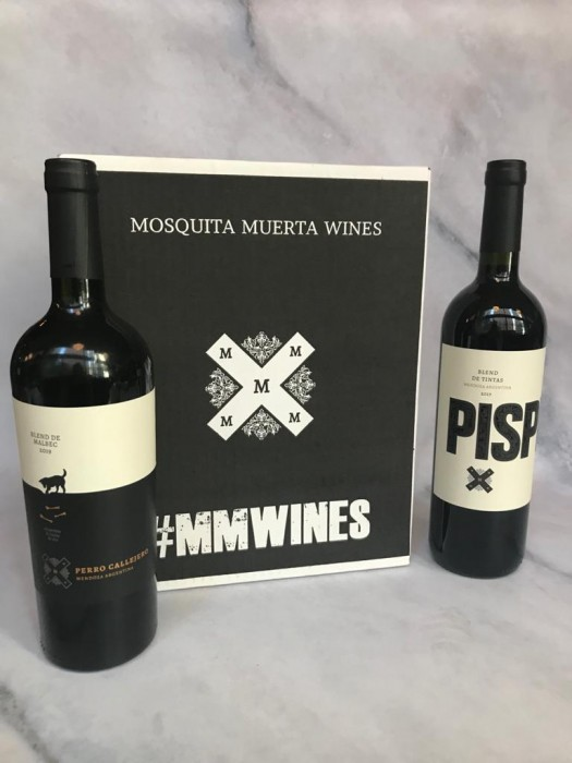 PERRO CALLEJERO BLEND DE MALBEC  + PISPI